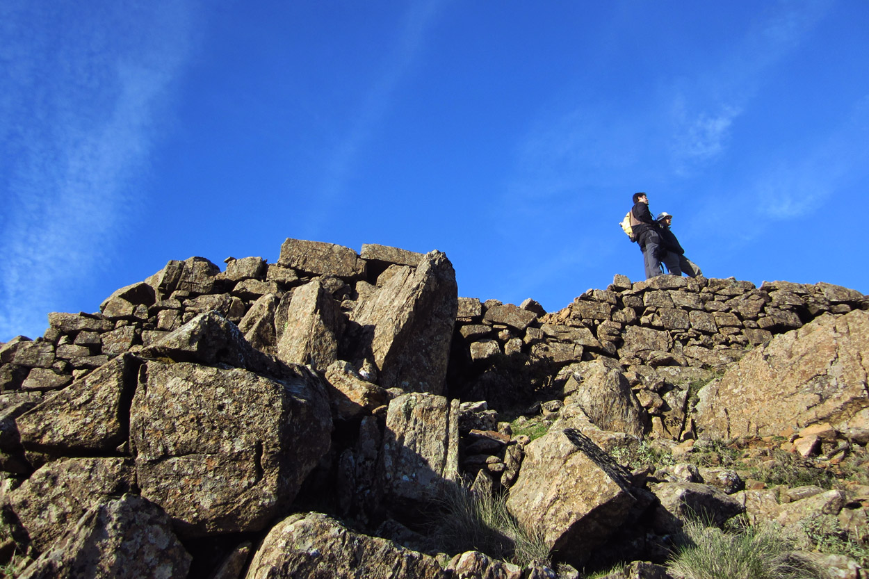 Fortaleza del Cerro del Castellón